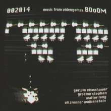 Gerwin Eisenhauer's Booom: Music From Videogames, CD