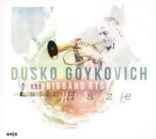 Dusko Goykovich (geb. 1931): Latin Haze, CD