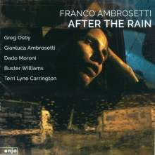 Franco Ambrosetti (geb. 1941): After The Rain, CD