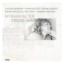 Myriam Alter: Crossways, CD