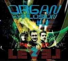 Organ Explosion: Level 2, CD