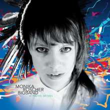Monika Roscher (geb. 1984): Of Monsters And Birds, CD