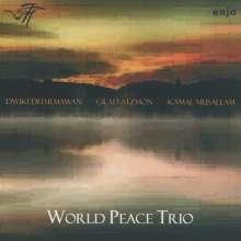 World Peace Trio: WPT, CD