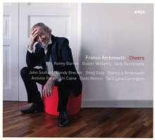 Franco Ambrosetti (geb. 1941): Cheers, CD