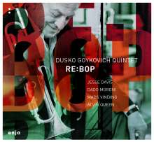 Dusko Goykovich (geb. 1931): Re:Bop, CD