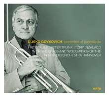 Dusko Goykovich (geb. 1931): Sketches Of Jugoslavia: A Balkan Jazz Suite, CD