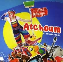 Atchoum Et Ses Microbes: Le Grand Menage, CD