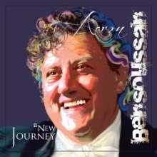 Aaron Bensoussan: New Journey, CD