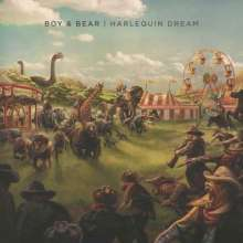 Boy & Bear: Harlequin Dream, CD