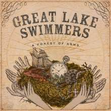 Great Lake Swimmers: A Forest Of Arms, CD