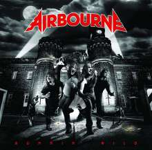 Airbourne: Runnin' Wild (180g) (Limited-Edition) (Red Vinyl), LP