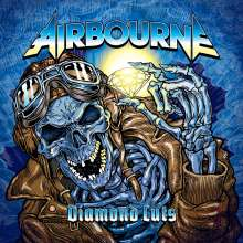 Airbourne: Diamond Cuts (Deluxe-Box-Set), 4 LPs
