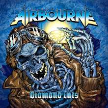 Airbourne: Diamond Cuts (Deluxe-Box-Set), 4 CDs