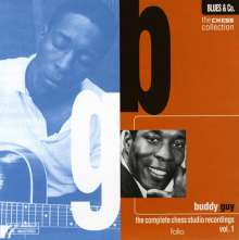 Buddy Guy: The Complete Chess Studio Recordings Vol.1, CD