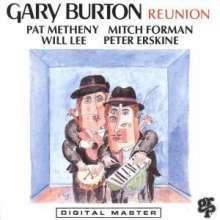 Gary Burton (geb. 1943): Reunion, CD