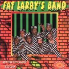 Fat Larry's Band: Act Like You Know, Maxi-CD