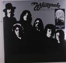 Whitesnake: Ready An' Willing (Metallic Silver Vinyl), LP