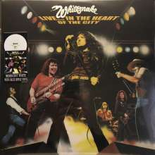 Whitesnake: Live...In The Heart Of The City (Iridescent White With Blue Ripple Vinyl), LP