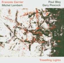 Francois Carrier: Travelling Lights, CD