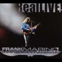 Frank Marino: Real Live, 2 CDs