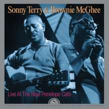 Sonny Terry & Brownie McGhee: Live At The New Penelope Café (180g), LP
