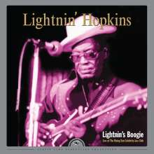 Sam Lightnin' Hopkins: Lightnin's Boogie: Live At The Rising Sun Celebrity Jazz Club (180g), 2 LPs