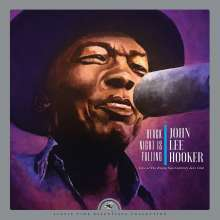 John Lee Hooker: Black Night Is Falling: Live aA The Rising Sun Celebrity Jazz Club (Collector's Edition), CD