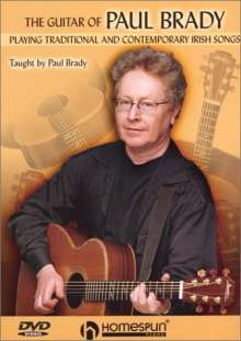 Paul Brady: The Guitar Of Paul Brady, DVD