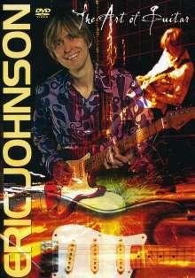 Eric Johnson The Art Of Guitar Gtr Dvd, DVD