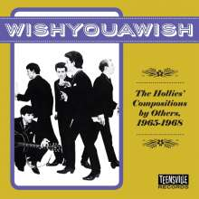 Wishyouawish (The Hollies' Compositions By Others), CD