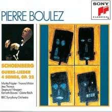 Schoenberg / Reich / Bo: Gurre-Lieder, CD