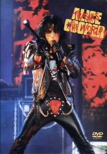 Alice Cooper: Trashes The World, DVD