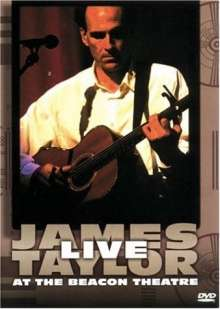 James Taylor: Live At The Beacon Theatre 1998, DVD