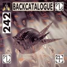 Front 242: Backcatalogue, CD