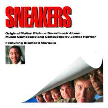 Filmmusik: Sneakers, CD