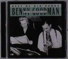 Benny Goodman & Peggy Lee: Benny Goodman Feat. Peggy Lee, CD