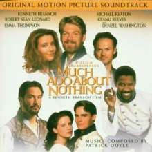 Filmmusik: Much Ado About Nothing (O.S.T.), CD