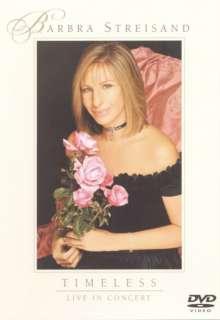 Barbra Streisand: Timeless - Live In Concert, DVD