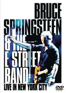 Bruce Springsteen: Live In New York City (Ländercode 1), 2 DVDs