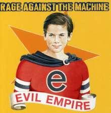 Rage Against The Machine: Evil Empire, CD
