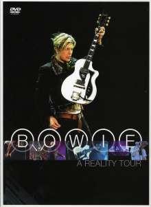 David Bowie: A Reality Tour, DVD