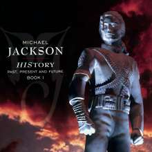 Michael Jackson: History:Past,Present & Future, 2 CDs