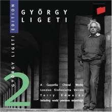 György Ligeti (1923-2006): Complete A Cappella Cho, CD