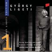 György Ligeti (1923-2006): György Ligeti Edition Vol.1, CD