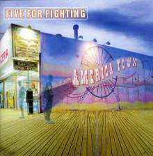 Five For Fighting: American Town, CD