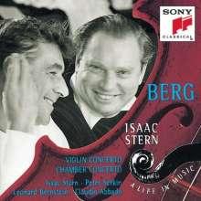 "Alban Berg (1885-1935): Violinkonzert ""Dem Andenken eines Engels"", CD"