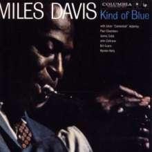 Miles Davis (1926-1991): Kind Of Blue, SACD