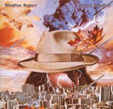Weather Report: Heavy Weather, CD