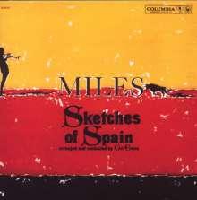 Miles Davis (1926-1991): Sketches Of Spain (8 Tracks), CD