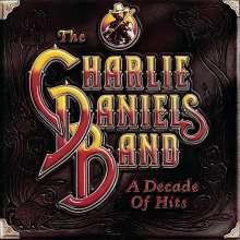 Charlie Daniels: A Decade Of Hits, CD